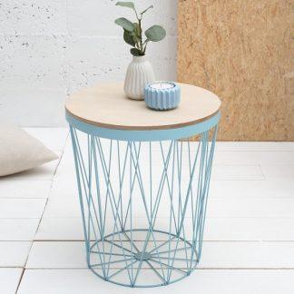 Konferenčný stolík Storage II blau
