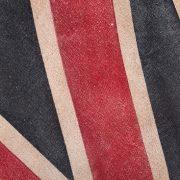 Kreslo Butterfly Union Jack