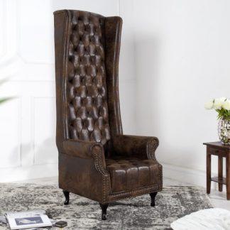 Kreslo Royal Chair Deluxe AntikLook