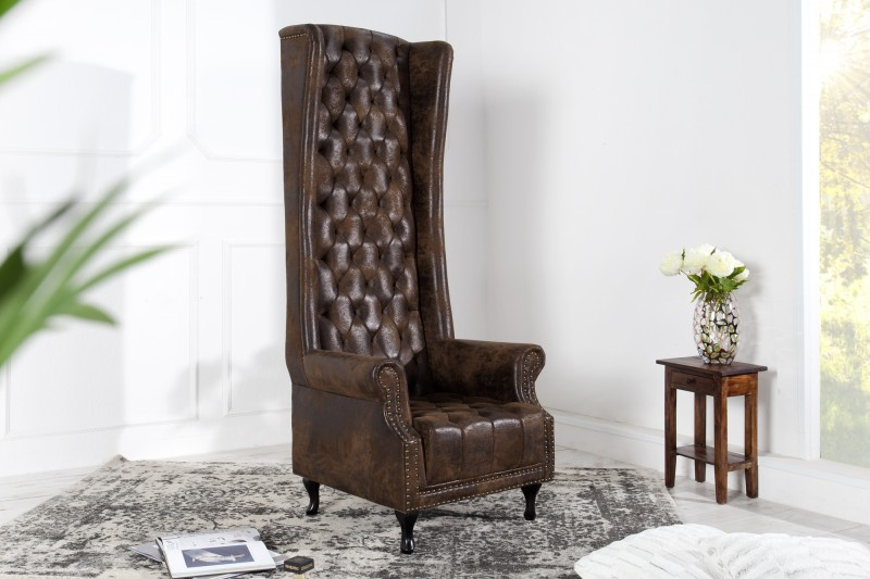 Kreslo Royal Chair Deluxe AntikLook