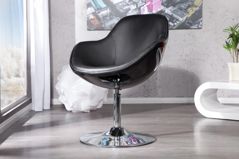 Kreslo Speedchair čierna čierna