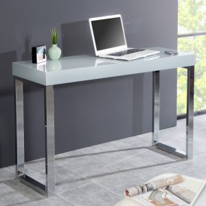 Laptoptisch Grey Desk 120cm sivá