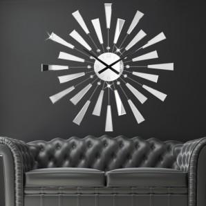 Nástenné hodiny Reflections  90cm