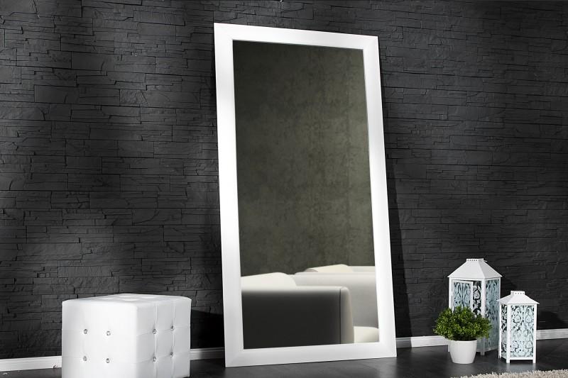 Nástenné zrkadlo Espejo 180cm biela