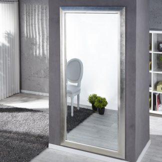 Nástenné zrkadlo Espejo 180cm strieborná
