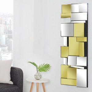 Nástenné zrkadlo Involution 120x40cm
