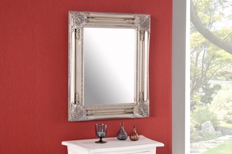 Nástenné zrkadlo Speculum 55cm strieborná