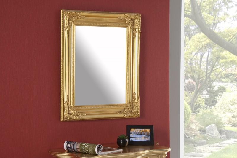 Nástenné zrkadlo Speculum 55cm zlatá
