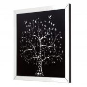 Obraz Mirror Tree 80x80cm