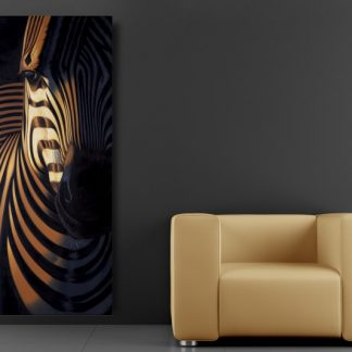 Olejomaľba DesignOfNature I 75x150cm Zebra