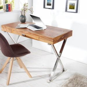 Písací stôl Grace 120cm sheesham