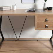 Písací stôl Heritage 120cm dub