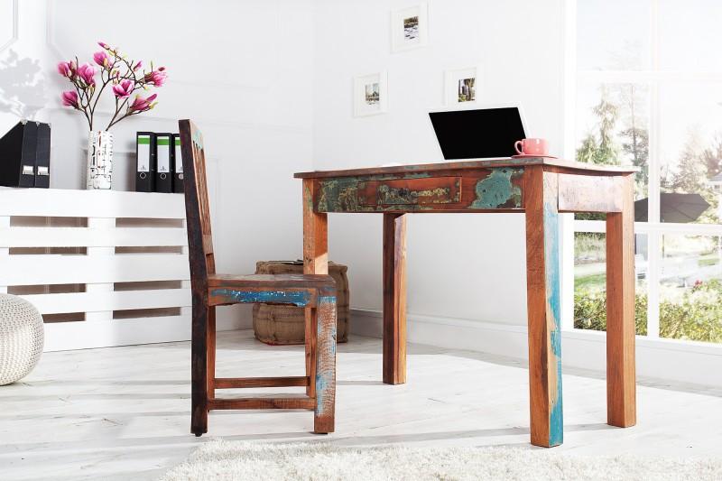 Písací stôl Jakarta 120cm recyklované drevo
