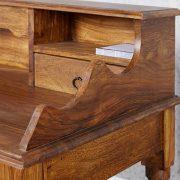 Písací stôl Makassar 115cm sheesham