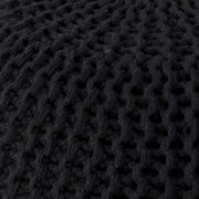 Podnožka 50cm čierna - Strick