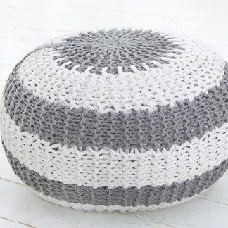 Podnožka 50cm sivá biela - Stick