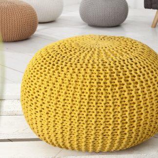 Podnožka 50cm žltá - Strick