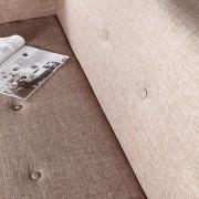 Rozkladacia pohovka Scandinavia 200cm béžová