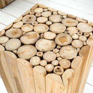 Säule Mosaik 50cm naplavené drevo