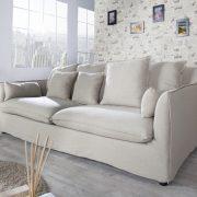 Sofa Heaven 3er plátno béžová