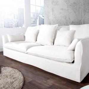 Sofa Heaven 3er plátno biela