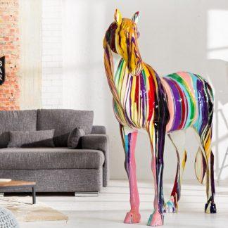 Soška Pferd Pop Art 160cm