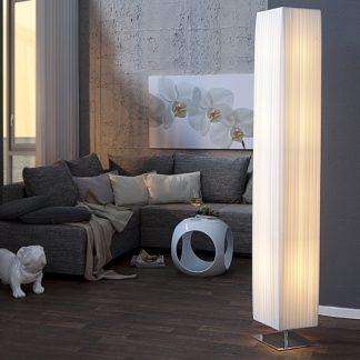 Stojanová lampa Big Paris XXL biela 190cm