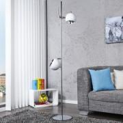Stojanová lampa Bolla biela