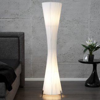 Stojanová lampa Helix XXL biela 200cm