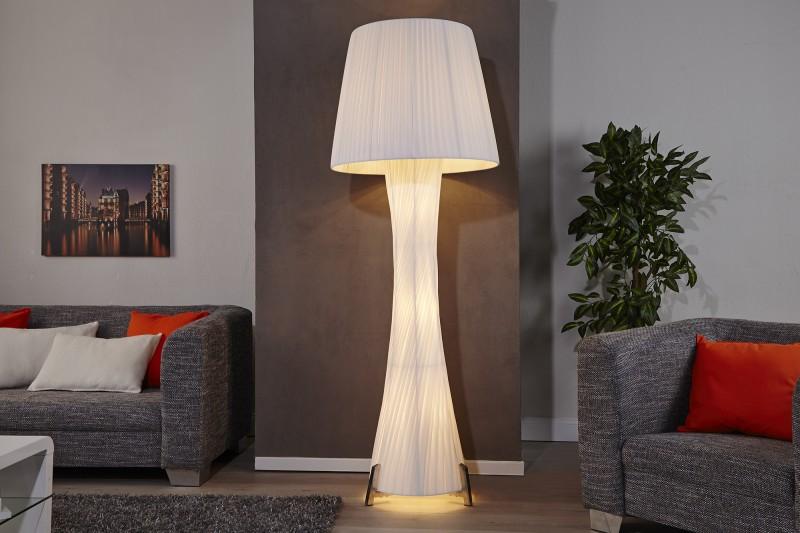 Stojanová lampa Helix / tienidlo