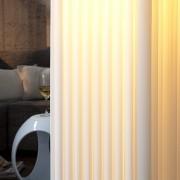 Stojanová lampa Paris biela 120cm