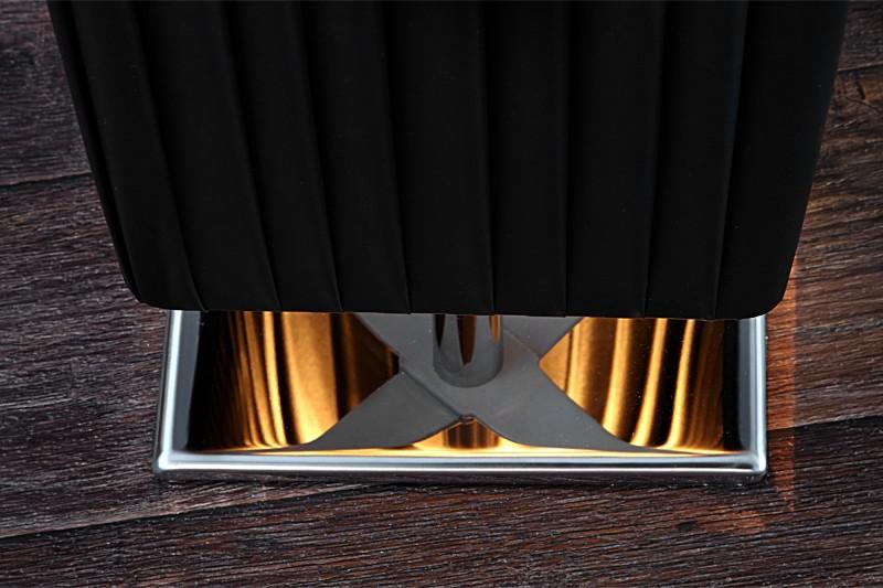 Stojanová lampa Paris čierna 120cm
