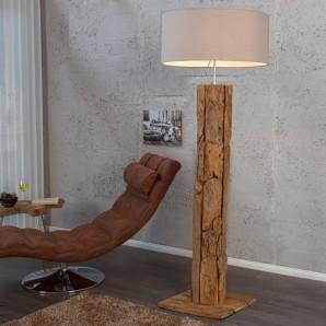 Stojanová lampa Roots sand höhenverstellbar