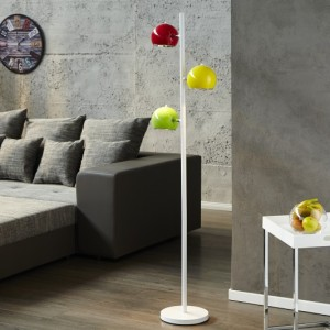 Stojanová lampa Triton farebné