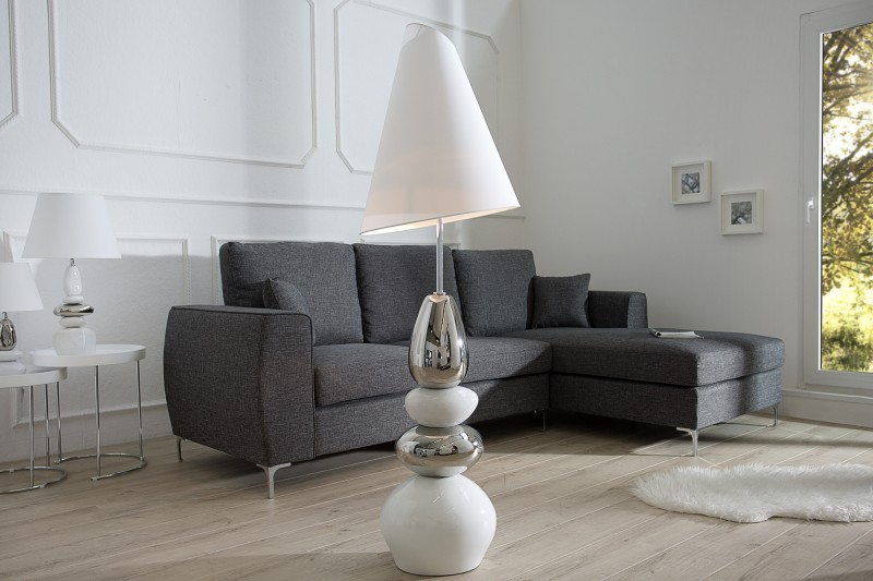 Stojanová lampa Zen Stones 155cm
