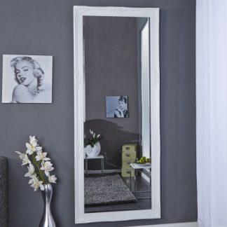 Stojanové zrkadlo Renaissance biela 185cm