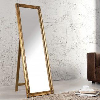 Stojanové zrkadlo Versailles 160cm zlatá