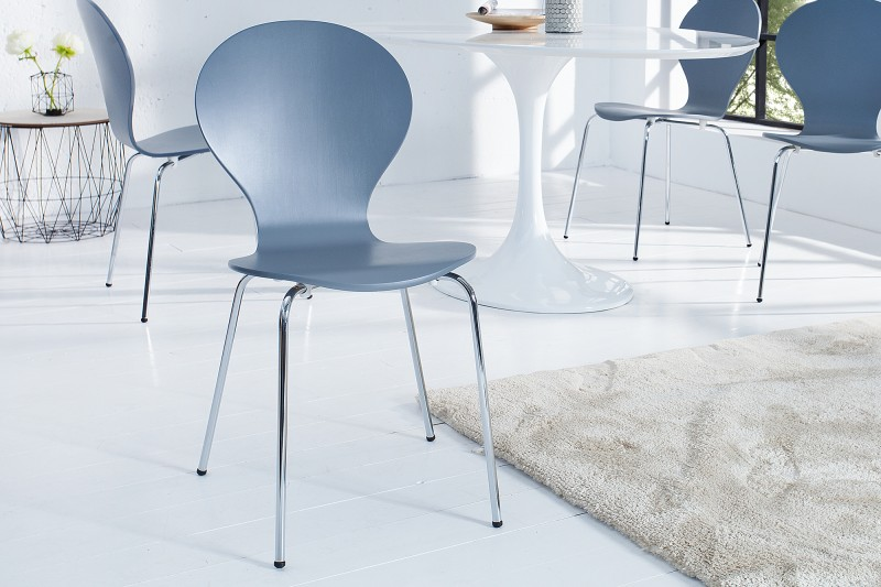Stolička Form antracit