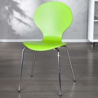 Stolička Form zelená