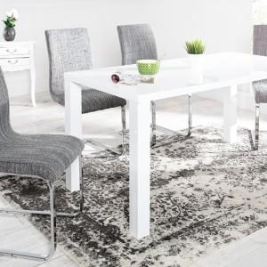 Stolička Hampton Struktur grob sivá