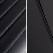 Stolička Richmond čierna