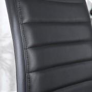 Stolička Stuart čierna