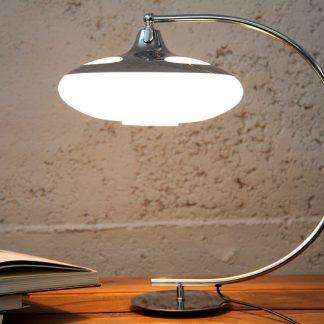 Stolová lampa Luna Logo