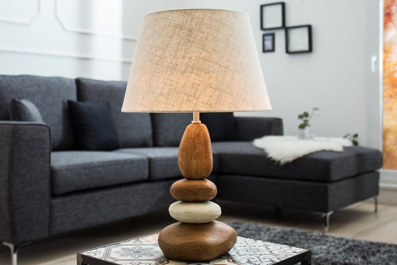 Stolová lampa Nature Stones 55cm