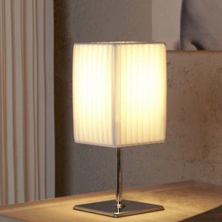 Stolová lampa Petit biela