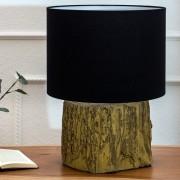 Stolová lampa Tara 40cm čierna