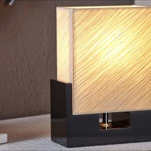 Stolová lampa Twilight oranžová