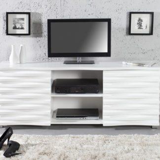 TV-stolík Craze 160cm biela