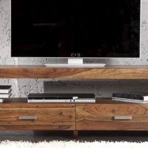 TV-stolík Makassar prírodná 135cm