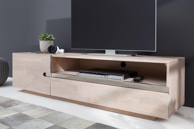 TV-stolík Wotan 170cm dub vápnené